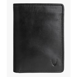 013 (Rfid) Men's Wallet, Ranch,  black