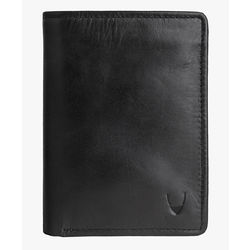 013 (Rfid) Men's Wallet, Ranch,  black