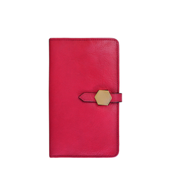 Travel Wallet Women's Wallet, Ranch,  fuschia