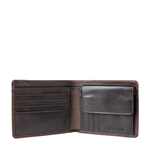 287-L107f (Rfid) Men s Wallet, Camel,  brown
