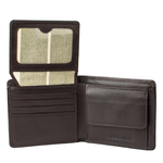 284-010f Men s Wallet, Ranch Melbourne Ranch,  brown