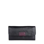 Meghan W1 (Rfid) Women s Wallet, Cowdeer Mel Ranch,  black