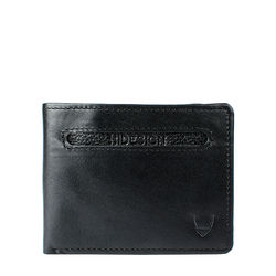 250-L109F (Rf) Men's wallet,  black