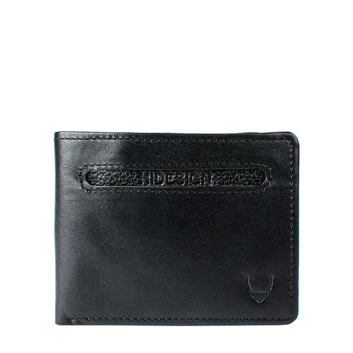 250-L109F (Rf) Men s wallet,  black