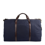 Borjigin 03 Men s Duffle Bag, Canvas E. I Goat,  navy blue
