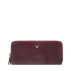 MARTINA (RF) WOMENS WALLET RANCH,  aubergine