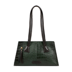 Spruce 03 Sb Women s Handbag Croco,  emerald green