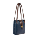 Sb Silvia 01 Ge Women s Handbag Thick Lamb,  midnight blue