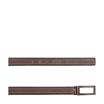 Adler Men s belt, Soweto Regular, 40-42,  brown