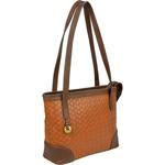 Ara 03 Women s Handbag, Woven Cement,  tan