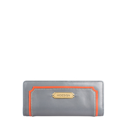 La Porte W1(Rfid) Women's Wallet Melbourne Ranch,  grey