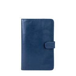 Travel Wallet (Rfid) Women's Wallet, Ranch,  midnight blue