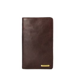 Indigo Mw2 (Rf) Passport holder,  brown