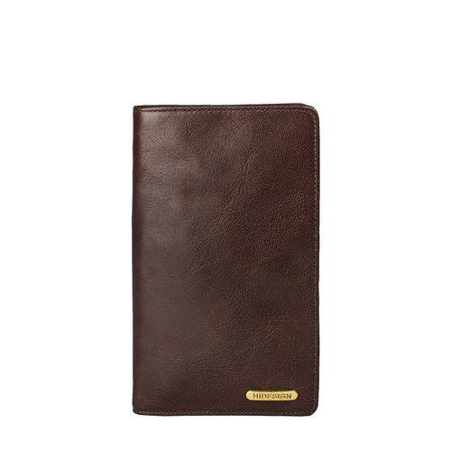 Indigo Mw2 (Rf) Passport holder,  brown
