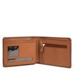 L104 (Rf) Men s wallet,  tan