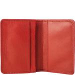 20 Men s Wallet, Roma,  red