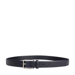 New Philip Men s Belt 40-42 Ranch,  black