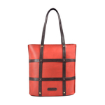 Hidesign X Kalki Freedom 02 Women s Shoulder bag, Waxed Split Regular,  rust