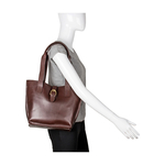 Lucida 01 Women s Handbag, Soho,  brown