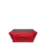 Sb Atria 04 Women s Wallet, Cememnt Croco Ranchero,  red