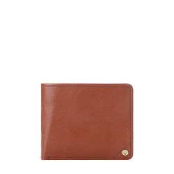 ASW005(RFID) MEN'S WALLET EI,  tan