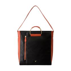 Candy 01 Women's Handbag, Lamb,  black