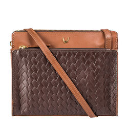 Marty W2 (Rfid) Women's Wallet Hdn Woven Melbourne Ranch,  brown