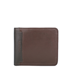 282-L107F (Rf) Men's wallet,  brown