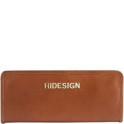 Ascot W3 (Rfid) Women's Wallet, Soho Melbourne,  tan