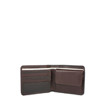 282-L107F (Rf) Men s wallet,  brown