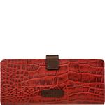 Sb Atria W1 (Rfid) Women s Wallet, Cro,  red