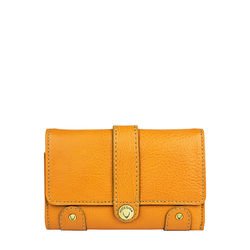 Intercato 10 Women's Wallet, regular,  honey