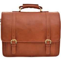 Andre 4215 Briefcase, regular,  tan