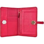 Travel Wallet (Rfid) Women s Wallet, Ranch,  fuschia