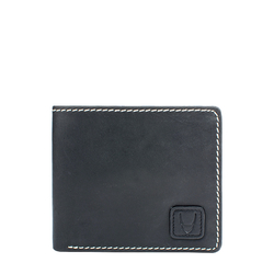 36-01 Sb Men's Wallet, Camel Melbourne Ranch,  black