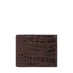 36 02 Sb (Rfid) Men s Wallet Croco,  brown