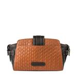 Ee Liya 03 Women s wallet, Woven,  tan