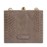 3 A. M 01 WOMEN S HANDBAG, SNAKE RANCH,  metallic