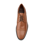 Allen Men s Shoes, Escada Goat Lining, 8,  tan
