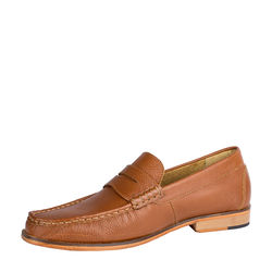Andrew Men's shoes, 11,  tan