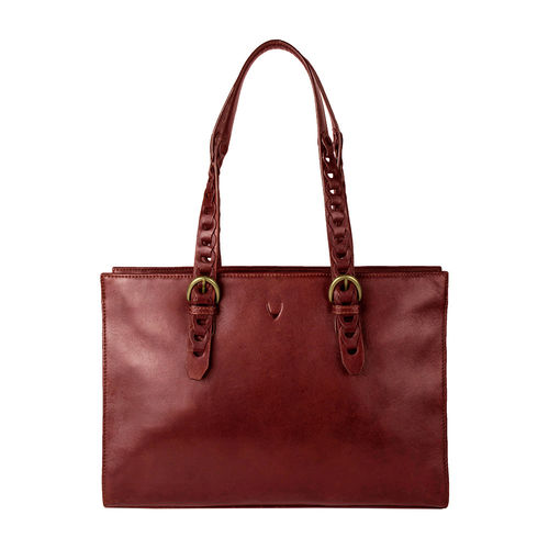 Myrtle 02 E. I Women s Handbag, E. I. Sheep Veg,  marsala
