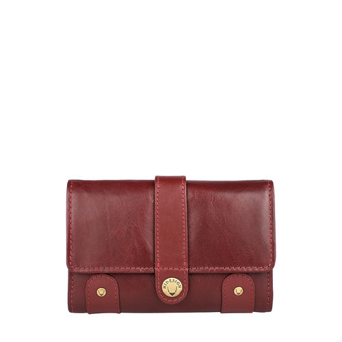 Intercato 10 (Rfid) Women s Wallet, Regular,  red
