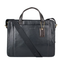 Campbell 04 Laptop bag, regular,  black