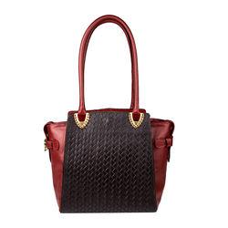 Ee Liya 01 Women's Handbag, Woven,  brown