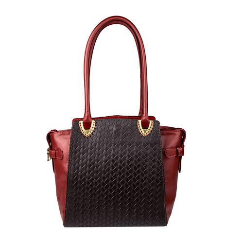 Ee Liya 01 Women s Handbag, Woven,  brown