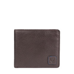 278-L107F (Rf) Men's wallet,  brown
