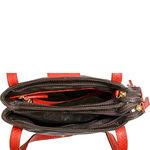 Sb Silvia 01 Ge Handbag,  brown, snake