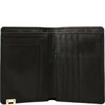 268-031a Men s Wallet, Ranch Melbourne,  black