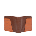 368-017 RF MENS WALLET EI GOAT,  brown