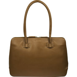 Jaxon Tote, regular,  tan